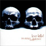cover: in strict confidence - love kills